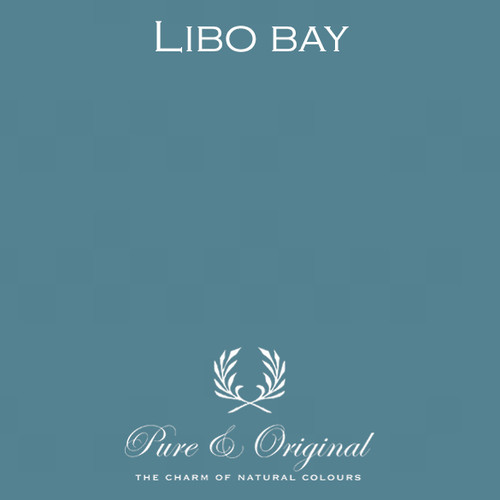 Pure & Original Classico Chalk Based Paint in Libo Bay (Also Available in Fresco Lime Paint and Marrakech Wall Paint)