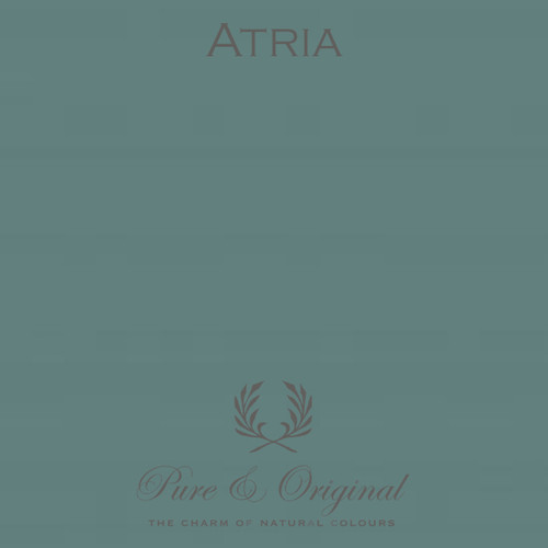 Pure & Original Classico Chalk Based Paint in Atria (Also Available in Fresco Lime Paint and Marrakech Wall Paint)