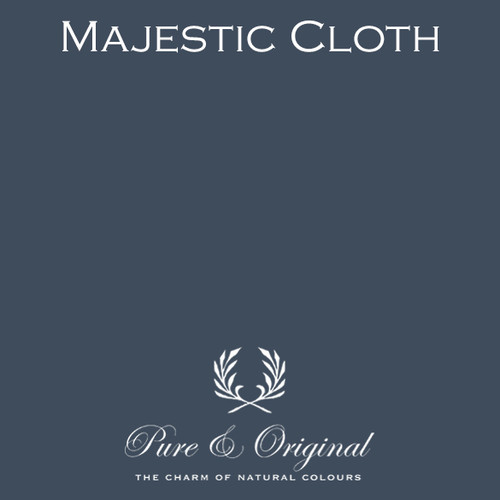 Pure & Original Classico Chalk Based Paint in Majestic Cloth (Also Available in Fresco Lime Paint and Marrakech Wall Paint)
