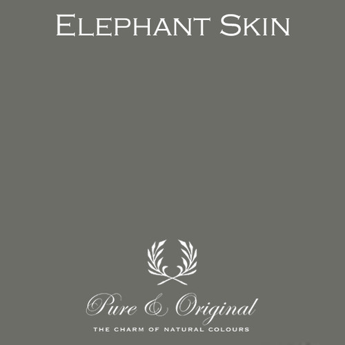 Pure & Original Classico Chalk Based Paint in Elephant Skin (Also Available in Fresco Lime Paint and Marrakech Wall Paint)