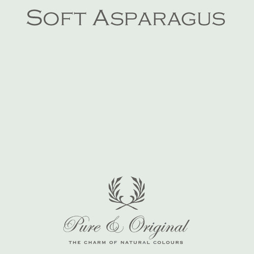 Pure & Original Marrakech Wall Paint in Soft Asparagus (Also available in Classico Chalk Based Paint or Fresco Lime Paint)