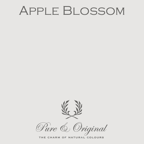 Pure & Original Classico Chalk Based Paint in Apple Blossom (Also Available in Fresco Lime Paint and Marrakech Wall Paint)