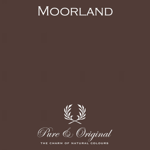 Pure & Original Classico Chalk Based Paint in Moorland (Also available in Fresco Lime Paint or Marrakech Wall Paint)