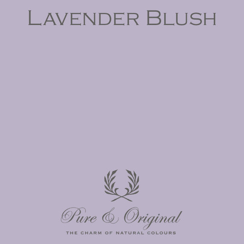 Pure & Original Fresco Lime Paint in Lavender Blush (Also Available in Classico Chalk Based Paint and Marrakech Wall Paint)
