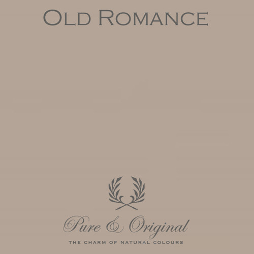 Pure & Original Fresco Lime Paint in Old Romance (Also Available in Classico Chalk Based Paint and Marrakech Wall Paint)
