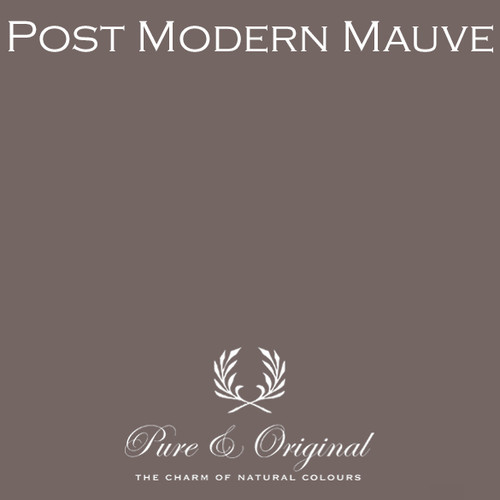 Pure & Original Marrakech Wall Paint in Post Modern Mauve (Also available in Classico Chalk Based Paint or Fresco Lime Paint)