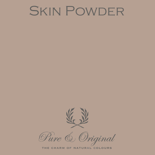 Pure & Original Marrakech Wall Paint in Skin Powder (Also available in Classico Chalk Based Paint or Fresco Lime Paint)