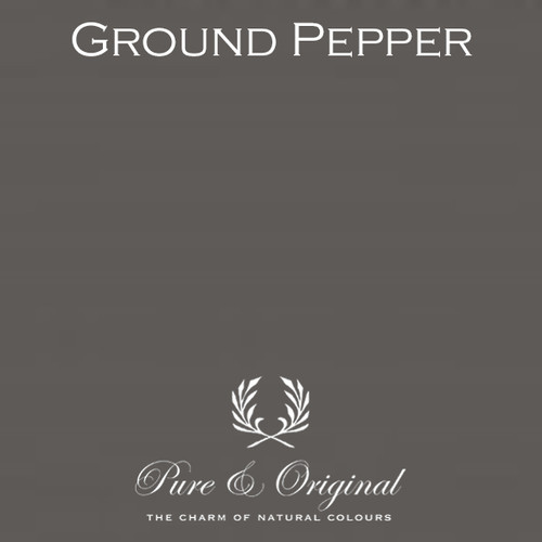 Pure & Original Marrakech Wall Paint in Ground Pepper (Also available in Classico Chalk Based Paint or Fresco Lime Paint)