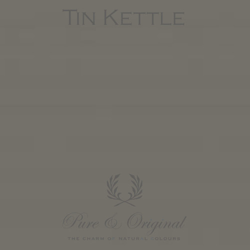 Pure & Original Fresco Lime Paint in Tin Kettle (Also Available in Classico Chalk Based Paint and Marrakech Wall Paint)