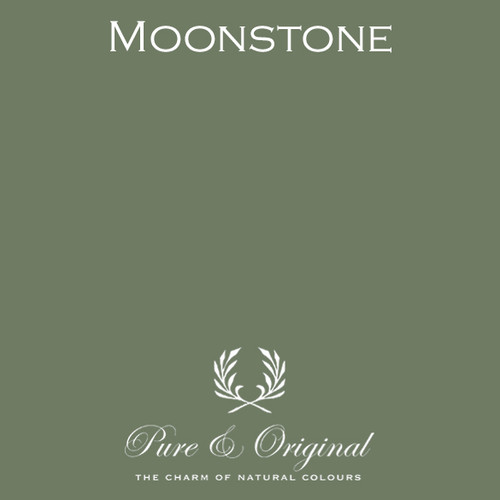 Pure & Original Marrakech Wall Paint in Moonstone (Also available in Classico Chalk Based Paint or Fresco Lime Paint)