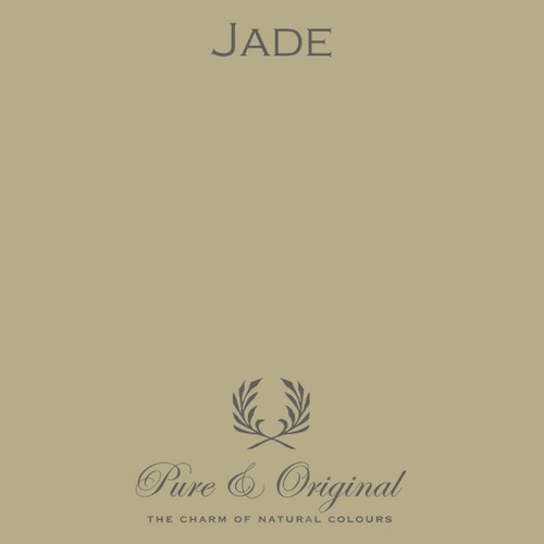 Pure & Original Classico Chalk Based Paint in Jade (Also available in Fresco Lime Paint or Marrakech Wall Paint)