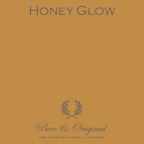 Pure & Original Marrakech Wall Paint in Honey Glow (Also available in Classico Chalk Based Paint or Fresco Lime Paint)