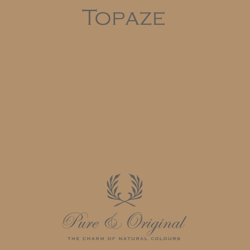Pure & Original Marrakech Wall Paint in Topaze (Also available in Classico Chalk Based Paint or Fresco Lime Paint)