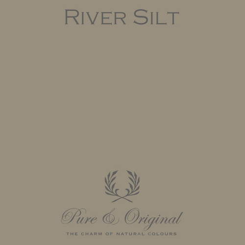 Pure & Original Marrakech Wall Paint in River Silt (Also available in Classico Chalk Based Paint or Fresco Lime Paint)