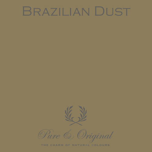 Pure & Original Marrakech Wall Paint in Brazilian Dust (Also available in Classico Chalk Based Paint or Fresco Lime Paint)