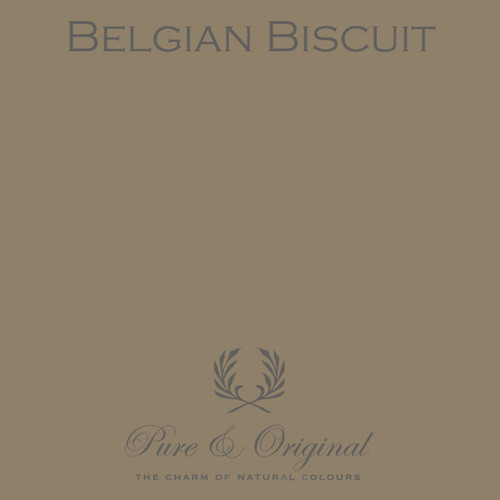 Pure & Original Marrakech Wall Paint in Belgian Biscuit (Also available in Classico Chalk Based Paint or Fresco Lime Paint)