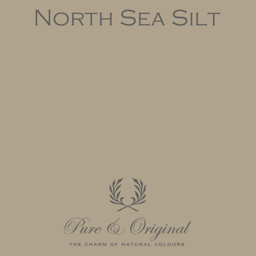 Pure & Original Classico Chalk Based Paint in North Sea Silt (Also available in Fresco Lime Paint or Marrakech Wall Paint)