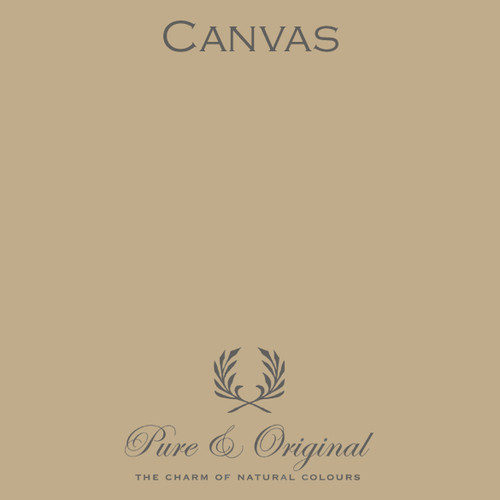 Pure & Original Classico Chalk Based Paint in Canvas (Also available in Fresco Lime Paint or Marrakech Wall Paint)