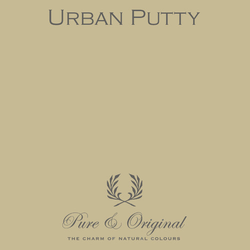 Pure & Original Marrakech Wall Paint in Urban Putty (Also available in Classico Chalk Based Paint or Fresco Lime Paint)