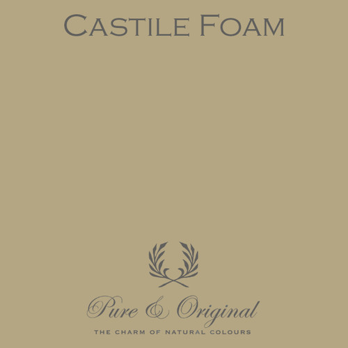 Pure & Original Classico Chalk Based Paint in Castile Foam (Also available in Fresco Lime Paint or Marrakech Wall Paint)