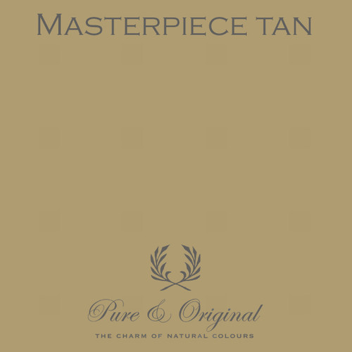 Pure & Original Marrakech Wall Paint in Masterpiece Tan (Also available in Classico Chalk Based Paint or Fresco Lime Paint)