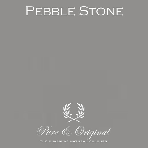 Pure & Original Classico Chalk Based Paint in Pebble Stone (Also available in Fresco Lime Paint or Marrakech Wall Paint)