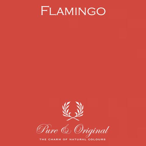 Pure & Original Classico Chalk Based Paint in Flamingo