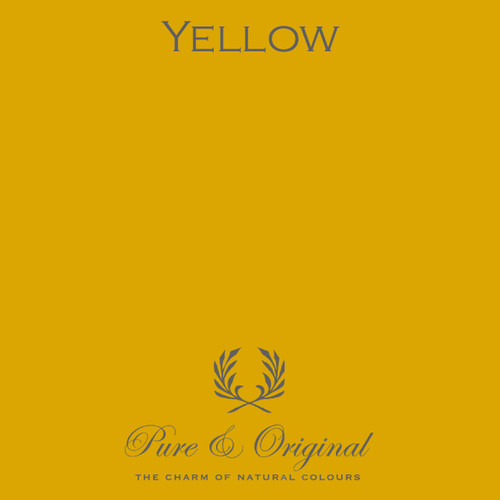 Pure & Original Classico Chalk Based Paint in Yellow