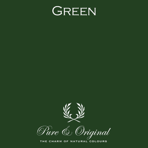 Pure & Original Classico Chalk Based Paint in Green