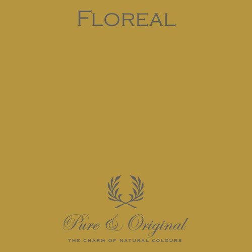 Pure & Original Classico Chalk Based Paint in Floreal (Also available in Fresco Lime Paint or Marrakech Wall Paint)