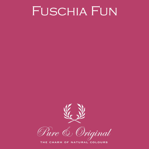 Pure & Original Classico Chalk Based Paint in Fuschia Fun