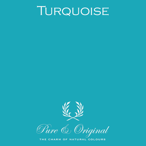 Pure & Original Classico Chalk Based Paint in Turquoise