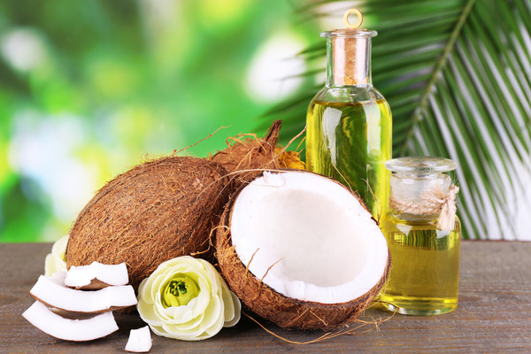 Coconut, Fractionated