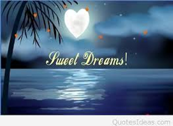 Sweet Dreams by Victoria