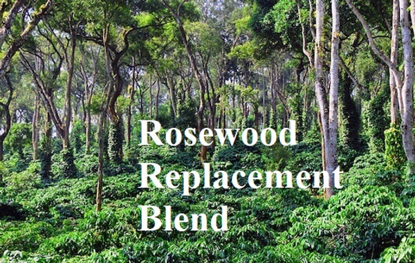 Rosewood Replacement Blend