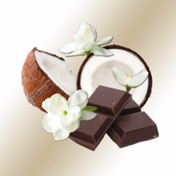 Chocolate - Jasmine Scented Fractionated Coconut