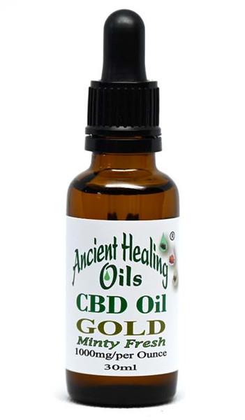 Minty Fresh CBD Oil
