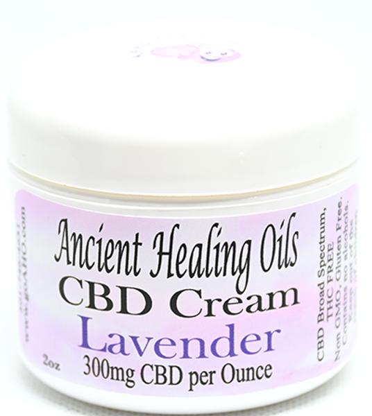 CBD Lavender Cream