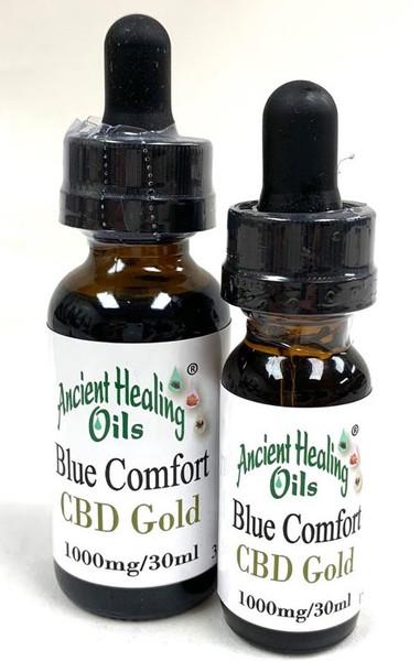 Blue Comfort CBD 15ml and 30ml