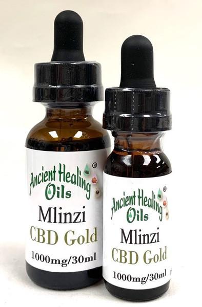 Mlinzi EO CBD Blend 15ml and 30ml