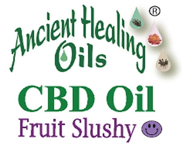 CBD Gold Fruit Slushy 1000/30