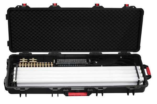 Astera LED AX1 Set of 8 tubes with Charging Case - no individual chargers included RENTAL
