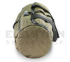 """16"""" Duffle Tube Lockable Odor Protection Pipe Case by Vatra - Olive Green"""