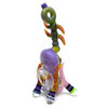 Heady Natural Donut Bubbler by Curly Dread