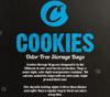 Cookies SF Odor Free Bags (LARGE)