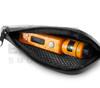 "5""x 3"" Pocket Buddy Odor Protection Pipe Case by Skunk - Orange"