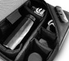 10″ x 7.5 x 3″ Pilot Lockable Odor Protection Pipe Case by Skunk - Black
