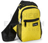 """10"""" Cookies Over the Shoulder Sling Bag - Smell Proof  - Quilted Yellow"""