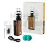 Pulsar APX Volt Coil-less VV Wax Vaporizer - Wood Grain