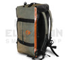 Skunk Carbon Smell Proof Duffle Bag Backpack Combo - Black